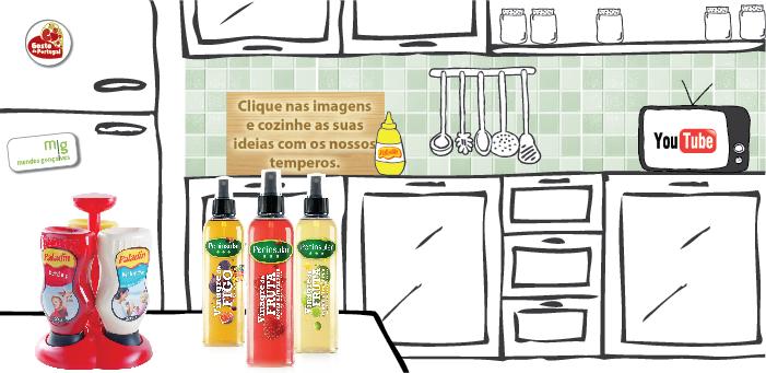 a cozinha da Mendes Gonçalves